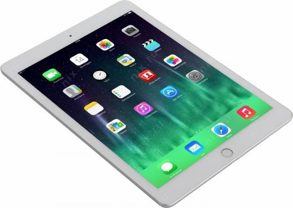 Планшет Apple iPad Wi-Fi + Cellular 32GB - Silver (MP1L2RU/A)