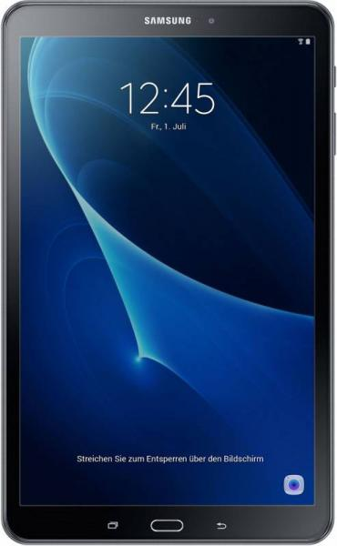 Планшет Samsung Galaxy Tab A 10.1 SM-T580 16Gb black (чёрный)