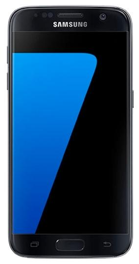 Samsung SM-G935FD Galaxy S7 Edge 32Gb black