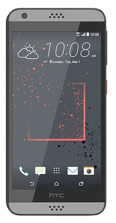 Смартфон HTC Desire 530 Dark Grey EEA