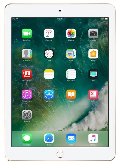 Планшет Apple iPad Wi-Fi 32GB - Space Grey (MP2F2RU/A)