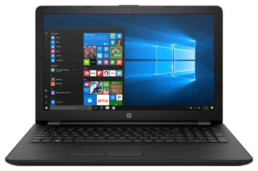 "ноутбук HP 15-bs023ur  (1ZJ89EA) (Intel Celeron N3060 1600 MHz/15.6""/1366x768/4Gb/500Gb HDD/DVD-RW/Intel HD Graphics 400/Wi-Fi/Bluetooth/DO"