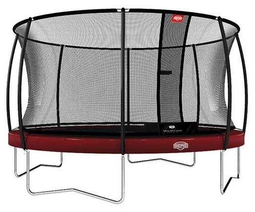 Berg BERG Elite+ Regular Red 330 + Safety Net T-series красный