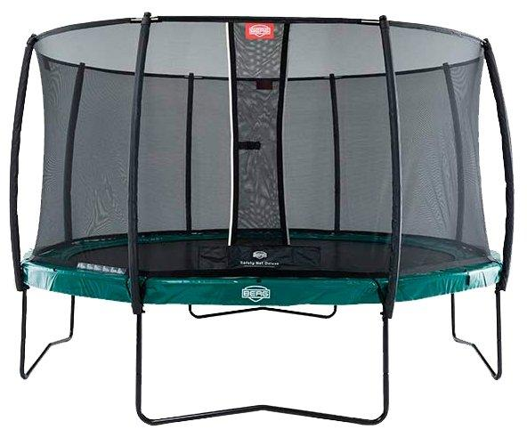 Berg Elite + Safety Net Deluxe 430 зеленый