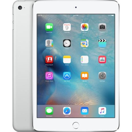 Apple iPad mini 4 128Gb Wi-Fi silver MK9P2RU/A